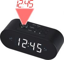 Comprar Relojes y despertadores - Despertador Denver CRP-717 preto 11113100380