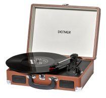 Comprar Tocadiscos - Tocadiscos Denver VPL-120 Braun 111201100030