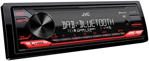 Auto radio JVC KD-X172DB-ANT