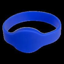 Comprar Accesorios Control Accesos - Pulseira proximidade radiofrequência Silicona cor azul Baixa frequênci RFID-BAND-B