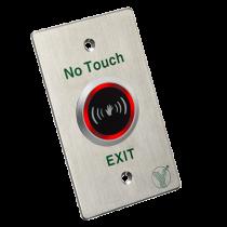 Comprar Accesorios Control Accesos - Botão salida sem contacto No touch Sensor infravermelho con LED indica ISK-841D