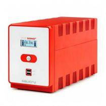 Comprar SAI / Protector de voltaje - UPS SALICRU SPS 1200 SOHO+ IEC ACCS 1200VA / 720W IN 647CA000010