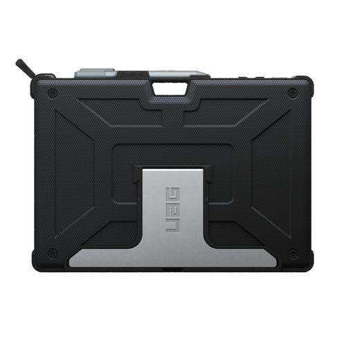 Funda UAG MICROSOFT Surface Pro 7/6/5/4 CASE Negro VISUAL PACK