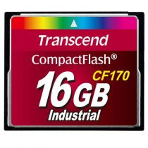achat Compact Flash - Transcend CF170 16Go Cartão Mémoire | Read: 90 MB/s, Write: 25 MB/s TS16GCF170