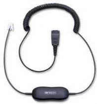 Comprar Baterías Telefónos Fijos - JABRA Cable de Conexión GN1216 (QD  para RJ9) enrolado (para Avaya) 88001-04