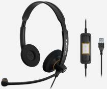 Comprar Auriculares - Auricular Sennheiser SC 60 USB ML 504547