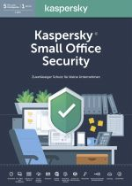achat Antivirus et Sécurité - KASPERSKY SMALL OFFICE SECURITY 2020  POUR 5PCS, 1FILESERVER, 5MOBILES KL4541X5EFS-20PT
