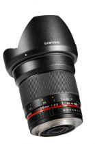 Comprar Objetivo para Canon - Objetivo Samyang MF 2/16 Canon EF 21530