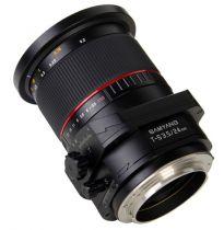 Comprar Objetivo para Canon - Objetivo Samyang MF 3,5/24 T/S Canon EF 21534