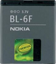 Comprar Baterías Nokia - BATERIA NOKIA N95 8GB BL-6F