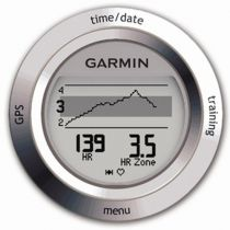 GPS GARMIN FORERUNNER 405 Vert