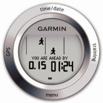 GPS GARMIN FORERUNNER 405 verde