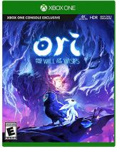 achat Jeux Vidéo PC - Microsoft Xbox One Game Ori and the Will Of the Wisps LFM-00016
