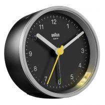 Comprar Reloj Pared - Braun BC 12 SB    plata/black 67102
