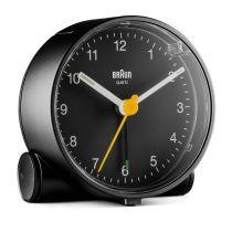Comprar Reloj Pared - Braun BC 01 BW quartz Despertador black 67005