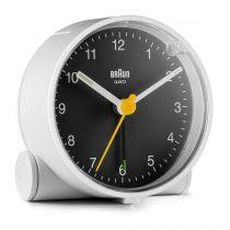 Comprar Reloj Pared - Braun BC 01 WB quartz Despertador Blanco 67006