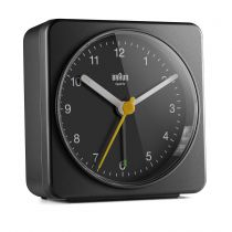 Comprar Reloj Pared - Braun BC 03 B quartz Despertador analog black 67082