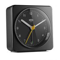 achat Horloge - Braun BC 03 B quartz alarm clock analog black 67082