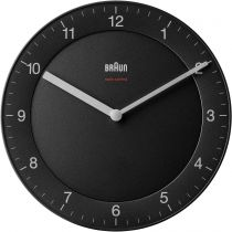 Comprar Reloj Pared - Braun BC 06 B-DCF radio Reloj Pared black 67012