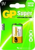 Comprar Pilas - Pilas GP Super Alkaline 9V-Block 6LR61                 0301604AC1 0301604AC1