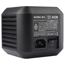achat Chargeurs universel - Chargeur Godox AC26 AC Adaptateur pour AD600 Pro AC26