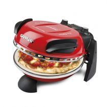 Comprar Microondas/Hornos - G3 Ferrari Pizza Express Delizia Horno Pizza rojo/preto 1.200 Watt G10006