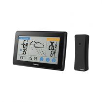 Comprar Termómetros / Barómetros - Estacion meteorológica Hama Estacion meteorológica Touch black 186314