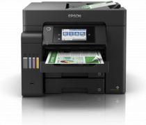 Comprar Multifunción Inyección Tinta - Epson EcoTank ET-5850 - Multifunción Jacto de tinta, velocidads de  C11CJ29401