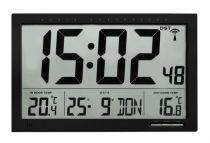 Comprar Reloj Pared - TFA 60.4510.01 Funk Reloj Pared 60.4510.01