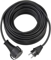 Comprar Adaptadores para Red - Brennenstuhl Extension Cable Rubber IP44 5m black 1161420