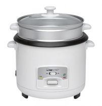 Comprar Sartenes y Ollas - Clatronic RK3566 Panela Arroz branco 700W | Cabo de alimentação removí 263235