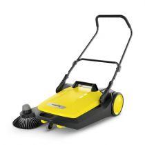 Comprar Barredoras mecánicas - Máquina varrer Karcher S6 amarelo/preto Manual | 67 cm com escova late 1.766-420.0