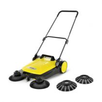 Comprar Barredoras mecánicas - Máquina varrer Karcher S4 Twin 2-in-1 Amarillo/preto Manual | 68 cm co 1.766-365.0