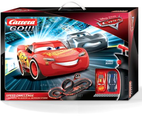 Pista carros Carrera GO!!! Disney Pixar Cars - Speed Challenge Carrera