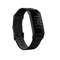 Comprar Fitness tracker / Smart wristband - Pulseira Fitness Fitbit Charge 4 granite reflective 4061856661582