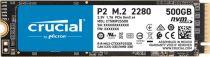 Comprar Discos SSD - SSD Interno Crucial P2 500GB 3D NAND NVME PCIe M.2 SSD CT500P2SSD8