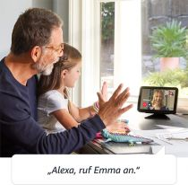 Altavoces Smart Assistant Amazon Echo Show 8 Negro Smart Home Hub + sc
