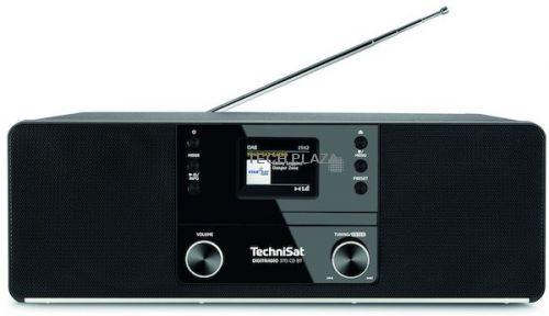 Radio Technisat DigitRadio 370 CD IR black