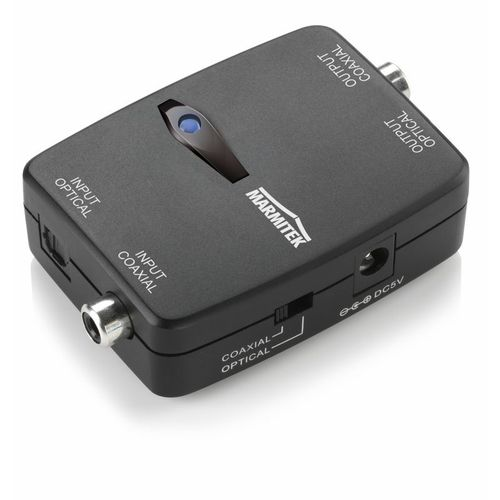 Marmitek Connect TC22 Audio converter Toslink coaxial