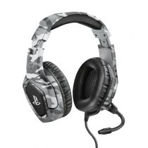 Comprar Auriculares Gaming - TRUST AURICULARES GAMING GXT488 FORZE GREY CAMO PS4 EXCLUSIVE 23531