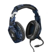 Comprar Auriculares Gaming - TRUST AURICULARES GAMING GXT488 FORZE Azul CAMO PS4 EXCLUSIVE 23532