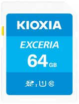 achat Secure Digital SD - Carte Mémoire Kioxia Exceria SDXC 64Go Class 10 UHS-1 LNEX1L064GG4