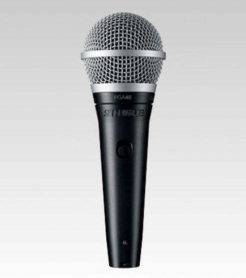 Micrófono Shure PGA48-QTR-E