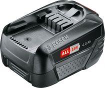 Comprar Baterias Herramientas - Bosch Bateria pack PBA 18V 4.0Ah W-C Negro   4 Ah   1 pcs   Li-ion 1600A011T8