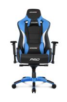 achat Chaise pour Gaming - AKRACING Cadeira Gaming Master Pro blue - PU AK-PRO-BL