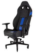 Comprar Silla Gaming - CORSAIR Silla Gaming Corsair T2 Road Warrior black/blue CF-9010009-WW