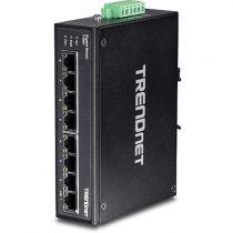 achat Switch - TRENDnet Industrial Switch 8 Port Gbit Unmanaged L2 IP30 Metal TI-G80
