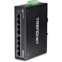 achat Switch - TRENDnet Industrial Switch 8 Port Gbit Unmanaged L2 PoE+ Metal TI-PG80