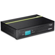 achat Switch - TRENDnet Switch 6 Port 10/100 L2 PoE 31W Metal TPE-S50