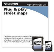 achat Cartes / Cartographie - Garmin City Navigator Europe NT microSD/SD card 010-10680-50
